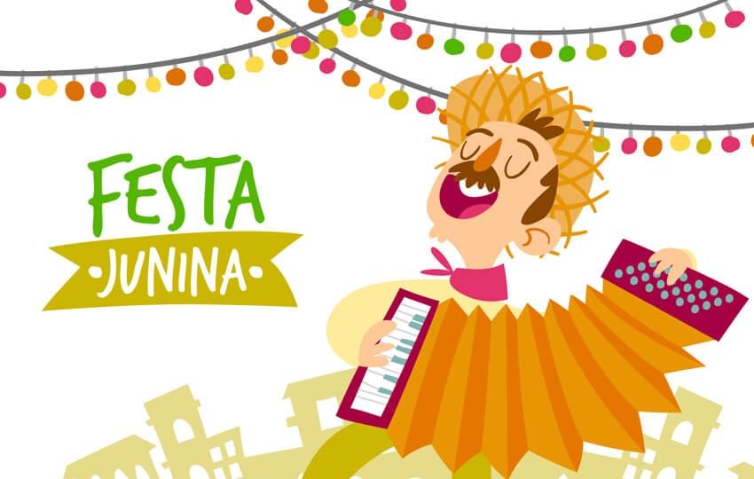 Faça A Sua Própria Festa Junina Em Casa Reino Das Festas